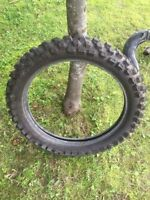 Used Motocross Tires, Fits 125, 250, 450, Good Condition!