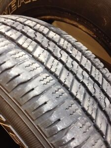 Good Year SR-A Tires 275/60R 20 NEW PRICE