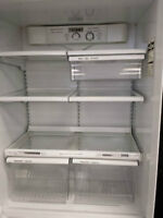 GE Profile Performance Stainless Steal Refrigerator