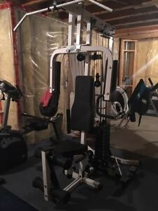 Northern Lights Cascade Home Gym