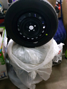 205-55-16 Michelin tires with rims ( Brand new from 2016 Toyota