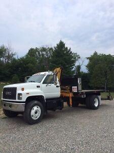 Hiab on Truck