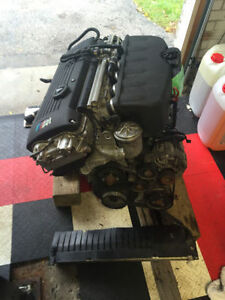 2005 BMW E46 M3 Engine S54 COMPLETE SWAP Wiring DME