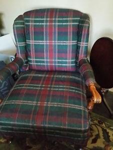 Queen Anne Chair PRICE REDUCED AGAIN!!