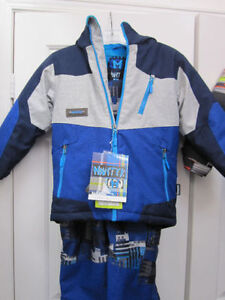 "Snowsuit, ""Monster"" Boys size 10, BNWT"