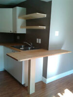 Bright, Renovated 2brm Apartment. Avail from June 1st