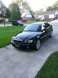 2004 BMW 3-Series 330ci Saftied & Etested
