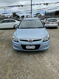 2011 Hyundai i30 FD MY11 CW SX 2.0 Blue 4 Speed Automatic Wagon Morwell Latrobe Valley Preview