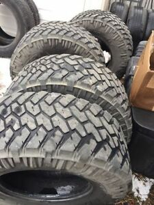 "4-35x12.5xR17"" Nitto Trail Grappler M/T"