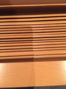 MAPLE WOOD BLINDS