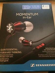 Sennheiser Momentum Galaxy Edition In-Ear Earbuds