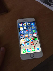 Fido White iPhone 6 - 64 GB