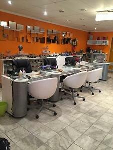 Nails and Spa Beauty Salon Regina -Reduced