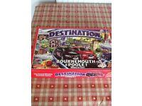 Destination board game Bournemouth & Poole edition