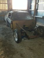 Chev Vega Gt pro street rolling chassis