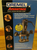 Dremel Advantage Plunge Router Attachment