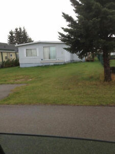 Rimbey - 3 bed mobile home