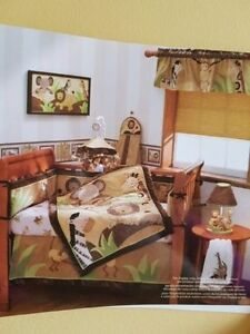 Lambs & Ivy Bedding - Baby Cocoa