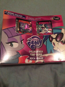 My Little Pony Collectible Card Game BRAND NEW Collectors Editon