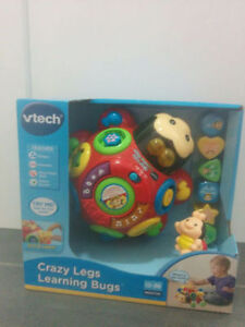BRAND NEW!! Vtech Crazy Legs Learning Bugs Kitchener / Waterloo Kitchener Area image 1