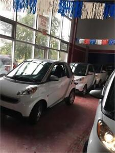 Smart cars to choose from