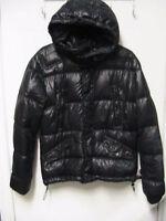 manteau noir en duvet  DIESEL  30$