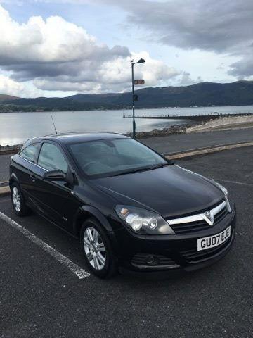 Vauxhall Astra 3 door