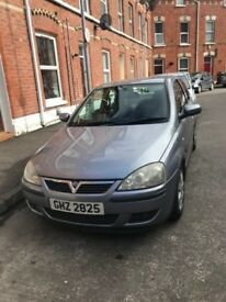 Vauxhall Corsa 1.2 Very Good Condition FOR SALE