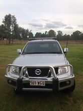 Nissan Navara 2012 Nanango South Burnett Area Preview