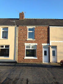 Two bedroom two storey house for rent. Bishop Aukland, DL14 8NA