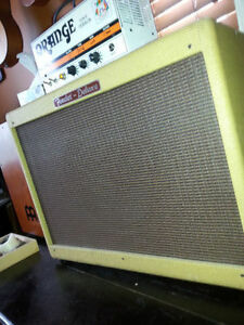Fender Deluxe Coated Tweed Cabinet - 1x12'' speaker