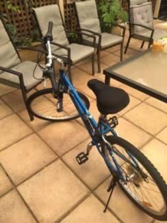 Hardly Used Mountain Bike