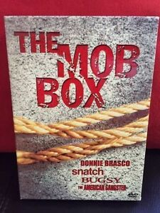 The Mob Box Set DVDs