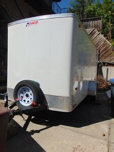 For Sale 2016 Pacer Cargo Trailer   like new