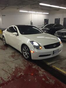 2005 Infiniti G35 Coupe (2 door)