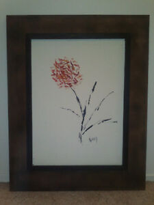 Flower Painting / Art