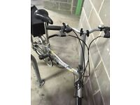 Foliding bike in very good condition