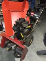 Toro Heavy Duty Power Thrower 724 Snowblower