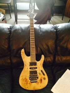 Ibanez S770PB with Hardshell case