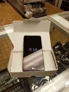 CELL VIDEOTRON LG X POWER AVEC VIDEOTRON COMME NEUF A 179.95$$