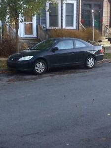 2005 Honda Civic DX Special Edition Coupe (2 door)