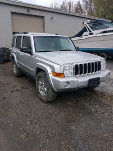 2006 Jeep Commander Limited SUV, Crossover Must GO!!