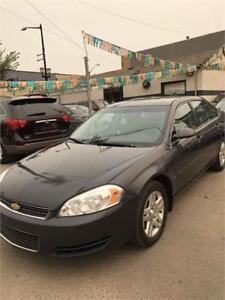 2008 Chevrolet Impala LT FlexFuel --$0 DOWN FINANCING