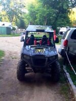 $9800 Cash or TRADE Limited Edition 2011 Polaris rzr