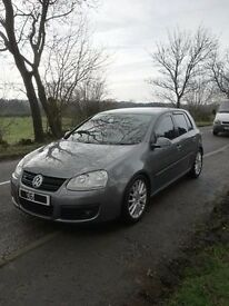 Volkswagen VW Golf GT TDI mk5 2.0 170 Remapped and extras