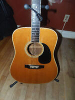 1983 Takamine F-360S acoustic guitar high end Martin D-28 copy