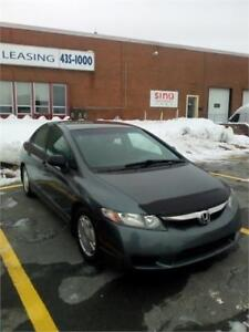 "2009 Honda Civic Sdn DX-G AUTO 137KMS $6125. CICK ""READ MORE"""
