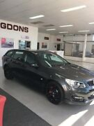 2017 Holden Commodore VF II MY17 SS V Sportwagon Redline Grey 6 Speed Sports Automatic Wagon Yarrawonga Moira Area Preview