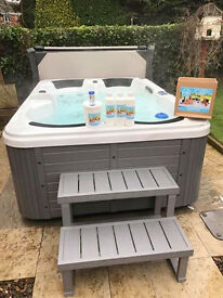 Arden Spas Bali Hot Tub