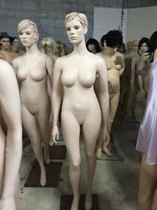 Mannequins/ female mannequins/ male mannequins/ child mannequins